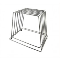 Cutting Board Rack, 18-8 Stainless Steel Wire